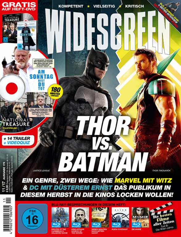 WIDESCREEN - Das Filmmagazin